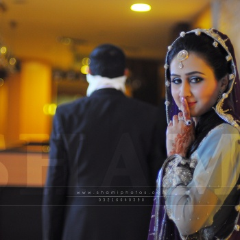 Attractive Wedding Styles Pakistani & Indian